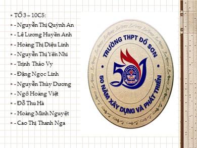 Bài giảng Địa lí lớp 10 - Bài 40: Địa lí ngành thương mại - Nguyễn Thị Quỳnh An
