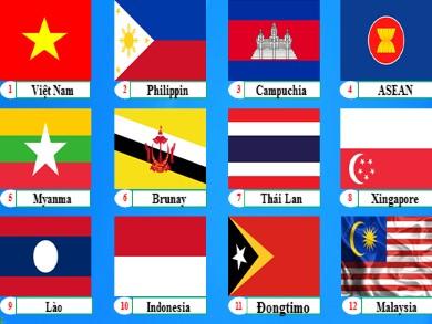 Bài giảng môn Địa lí lớp 11 - Bài 11, Tiết 1: Tự nhiên, dân cư và xã hội khu vực Đông Nam Á