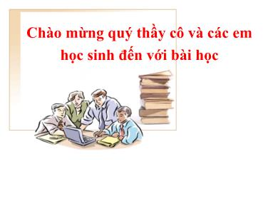 Bài giảng Ngữ văn lớp 12 - Tiết 124: Đọc văn: Nhìn về vốn văn hóa dân tộc (Trần Đình Hượu) - Nguyễn Văn Khải
