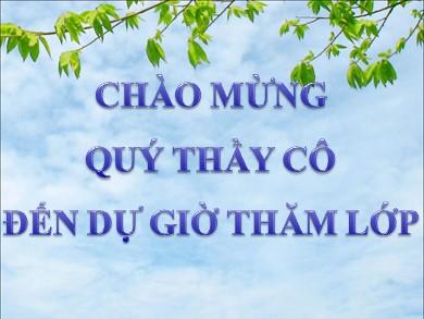 Bài giảng Ngữ văn lớp 12 - Tiết 77: Đọc văn: Hồn Trương Ba, da hàng thịt(Lưu Quang Vũ)
