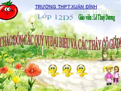 Bài giảng Lịch sử lớp 12 - Bài 25: Việt Nam xây dựng chủ nghĩa hội và đấu tranh bảo vệ tổ quốc (1976-1886) - Lê Thùy Dương